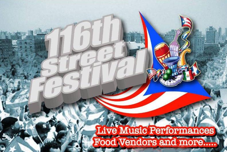 פסטיבל רחוב 116 בניו יורק - צילום: www.116thstfestival.com