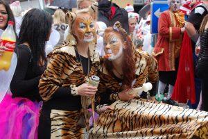 קרנבל אלבורג - דנמרק - צילום [פליקר]: Aalborg Carnival