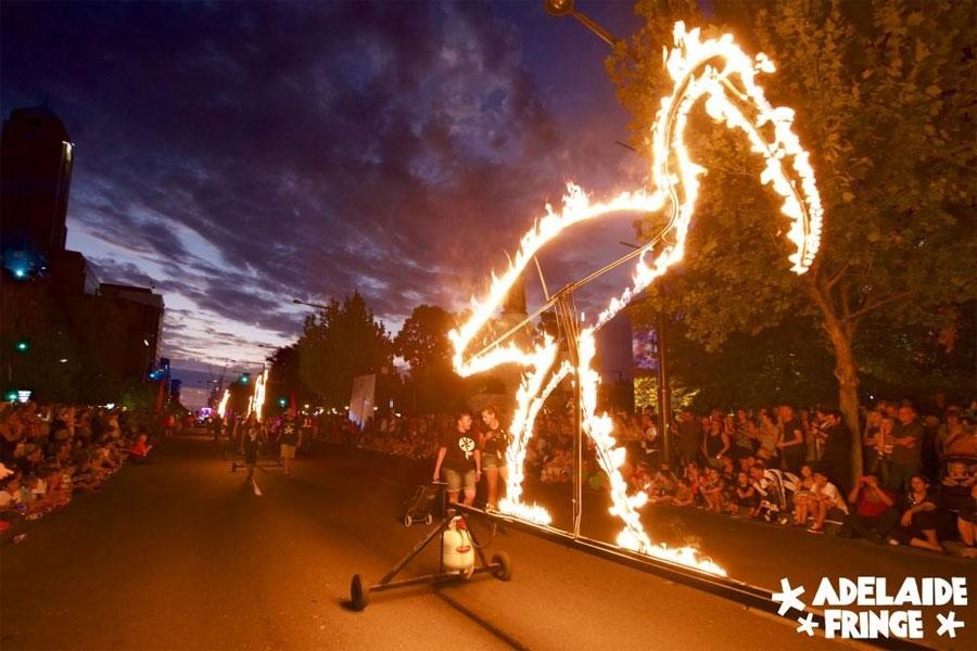 פסטיבל הפרינג' של אדלייד - צילום:  www.adelaidefringe.com.au