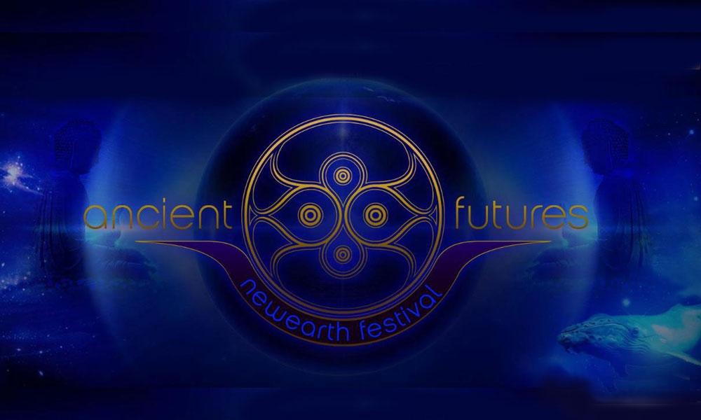הכרזה של פסטיבל העתיד העתיק של כדור הארץ - צילום: newearthfestival.com