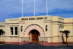 בניין בסגנון ארט דקו - נפייר, ניו זילנד - צילום: Seriousfun