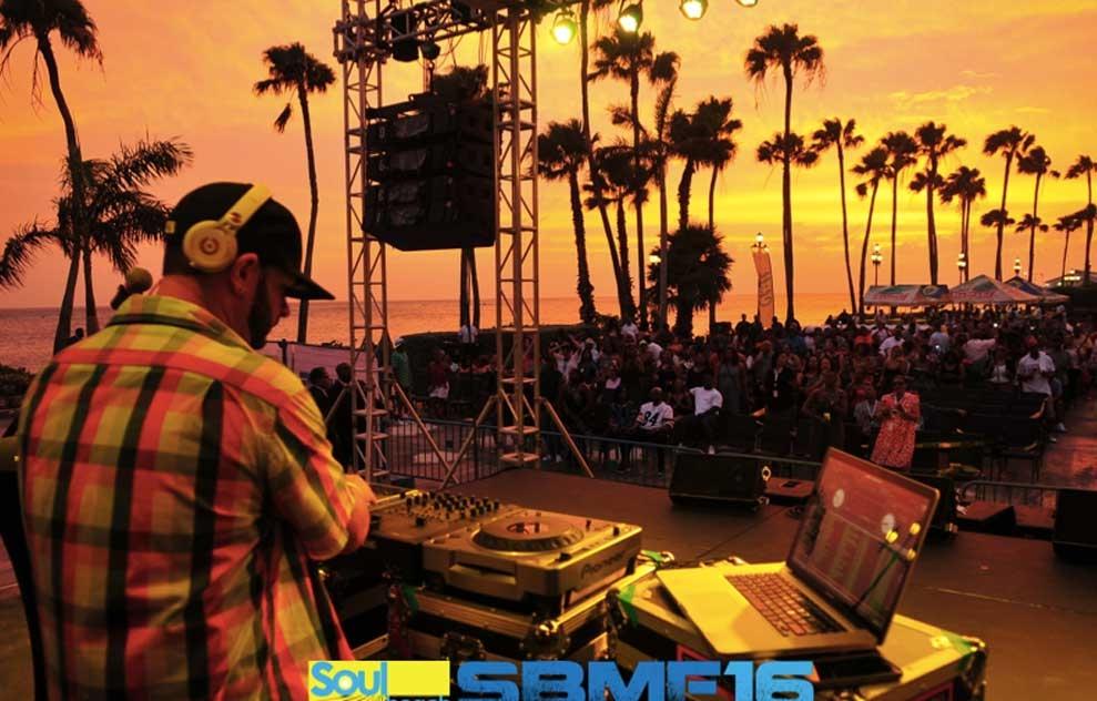 פסטיבל המוזיקה סול-ביץ' בארובה - צילום: www.soulbeach.net