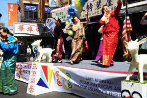 הפסטיבל השנתי של קהילות אסיה ואיי האוקינוס השקט בניו יורק - צילום: capaonline.org
