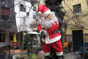 דמות סנטה קלאוס