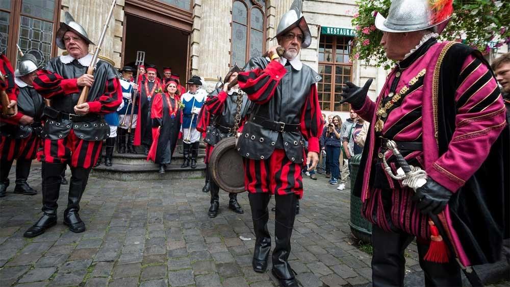 פסטיבל סופ''ש הבירה של בלגיה - צילום: www.belgianbrewers.be