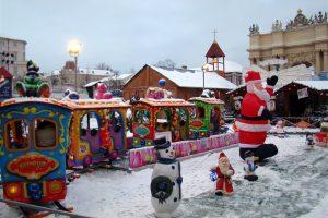 בשוק חג המולד