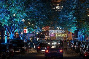 פסטיבל האור בברלין - צילום: www.city-stiftung-berlin.eu