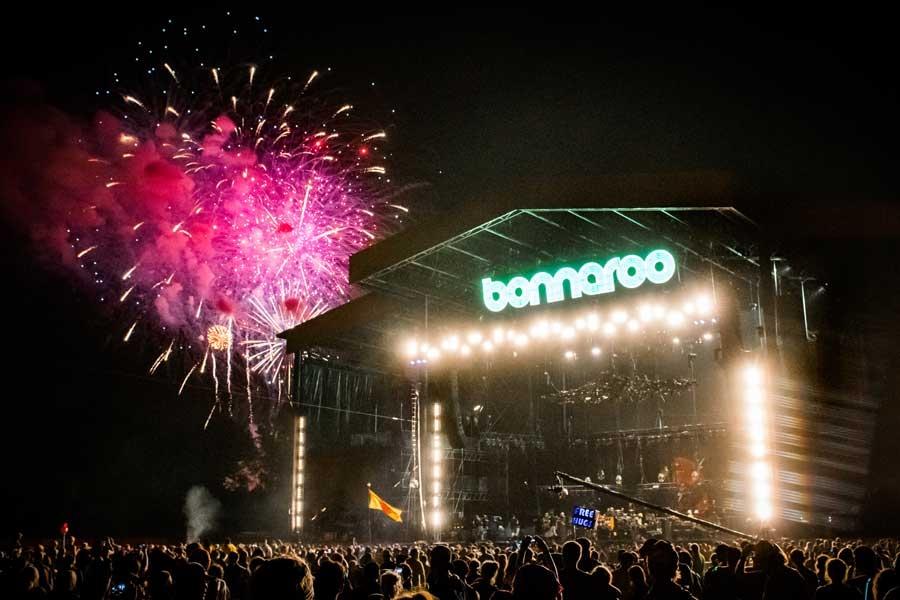 פסטיבל בונרו למוזיקה ואומנות  - Photo by: Andrew Jorgensen (www.bonnaroo.com)