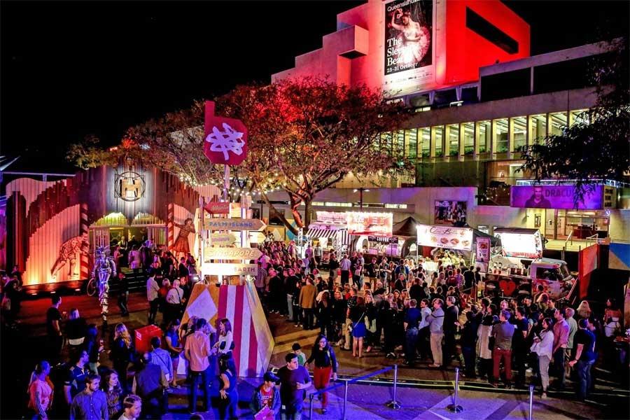 פסטיבל בריסביין - צילום: www.facebook.com/BrisbaneFestival