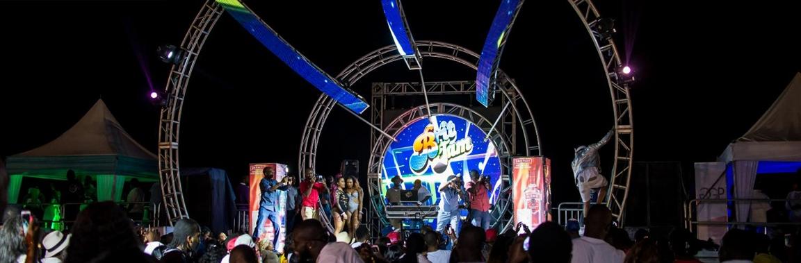 פסטיבל המוזיקה בריט-ג'ם בג'מייקה  - צילום: www.officialbritjam.com