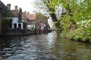 תעלת מים בברוג' - בלגיה - צילום באדיבות: © CarniFest Online