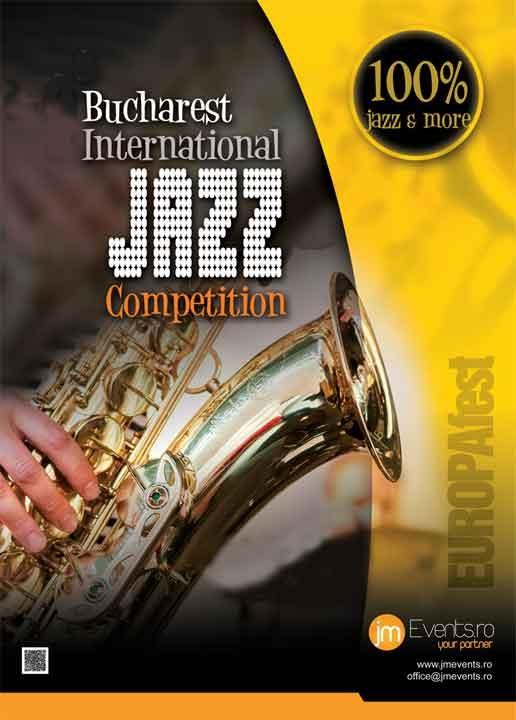 תחרות הג'אז הבינלאומית של בוקרשט - צילום:Courtesy of Bogdana Horatiu - @ EUROPAfest, jmEvents
