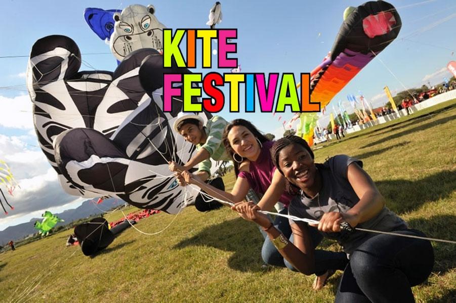 פסטיבל העפיפונים של קייפ-טאון - צילום: www.capementalhealth.co.za