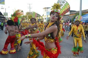 קרנבל ברנקייה - Photo by: www.carnavaldebarranquilla.org