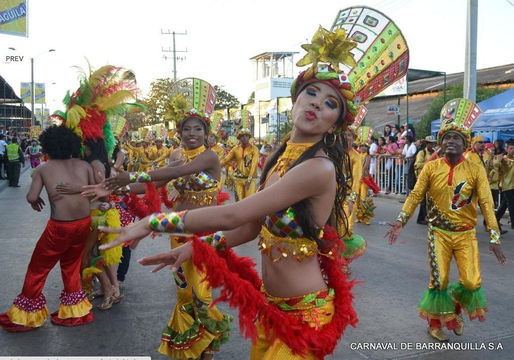 קרנבל ברנקייה - Photo by: www.carnavaldebarranquilla.org