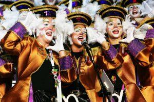 קרנבל סנטה קרוז בטנריף - צילום: www.carnavaltenerife.es