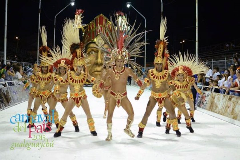 Gualeguaychú carnival - צילום: www.argentina.travel