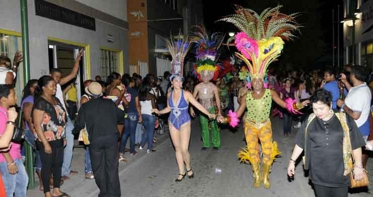 הפסטיבל הקריבי של ארובה - צילום: www.aruba.com