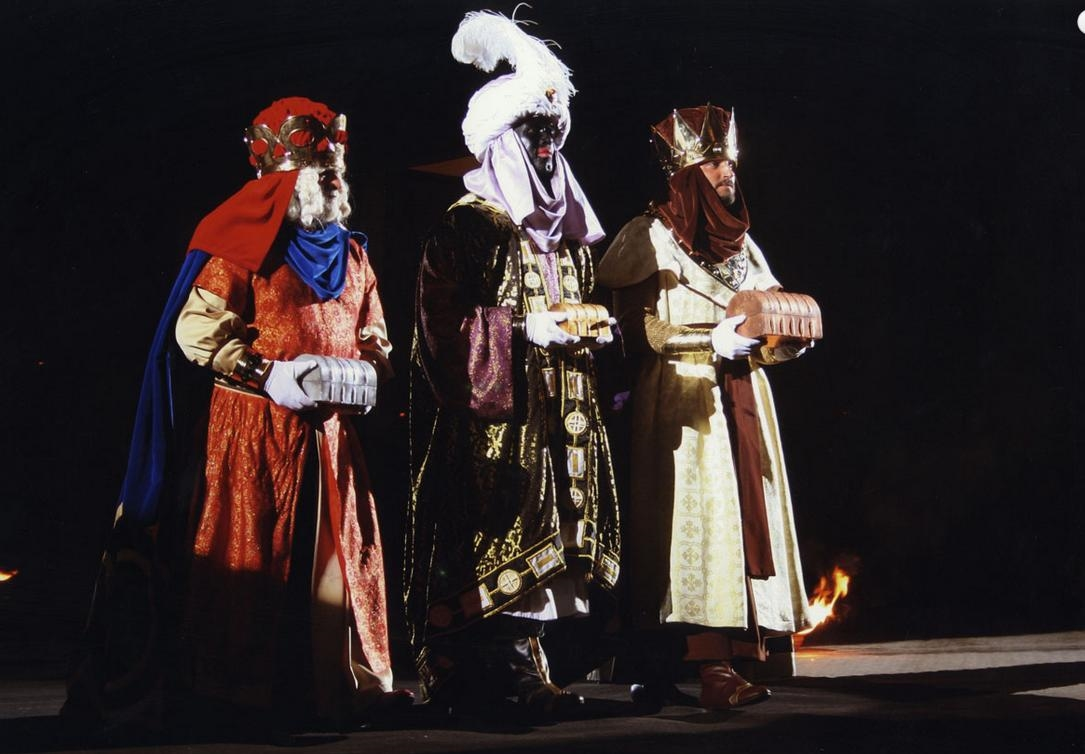 תהלוכות שלושת המלכים בעיר אלקוי - צילום: www.alcoi.org