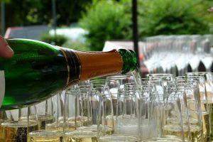 שמפניה חצי תוססת - pixabay.com