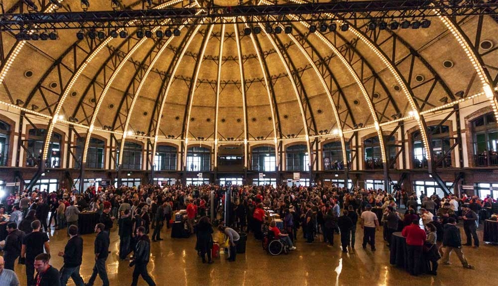 פסטיבל הבירה שיקגו הייל-פסט /  חורף - צילום: www.chicagoalefest.com