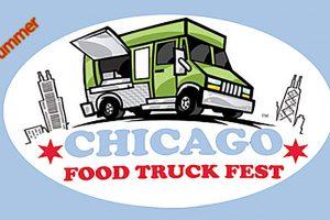 פסטיבל האוכל פוד טרק שיקגו  - צילום: www.chgofoodtruckfest.com