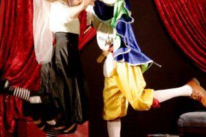 בובו ולוסינדה  בפסטיבל צלילי ילדות  - צילום: רוני פרל