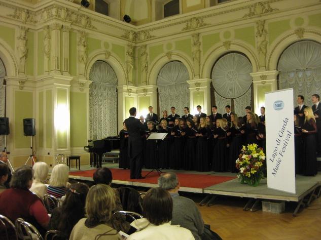 פסטיבל מקהלות ותזמורות באגם גארדה - איטליה - Courtesy of MRF Music Festivals [www.mrf-musicfestivals.com]