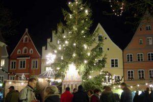 שוק חג המולד - צילום באדיבות: © CarniFest Online