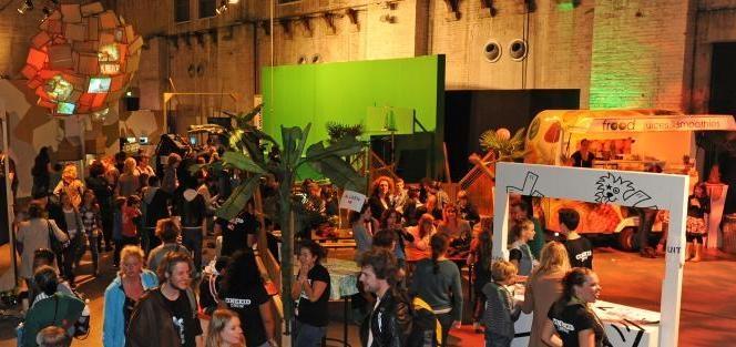 פסטיבל הילדים סינקיד אמסטרדם - Photo by:  www.cinekid.nl