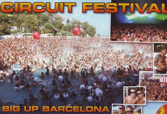 פסטיבל סירקוט - ברצלונה - צילום:  www.circuitfestival.net