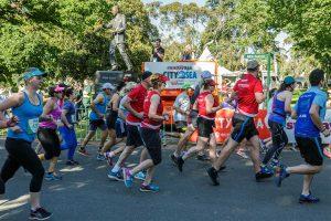 מרוץ סיטי טו סי מלבורן - צילום: www.thecity2sea.com.au