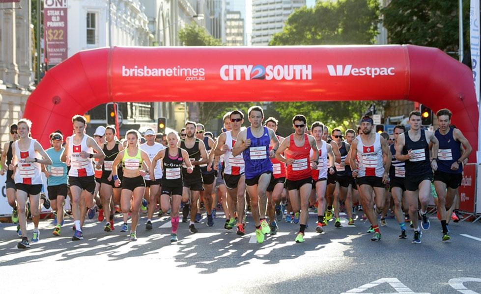 מרוץ סיטי-טו-סאוס - צילום: city2south.com.au