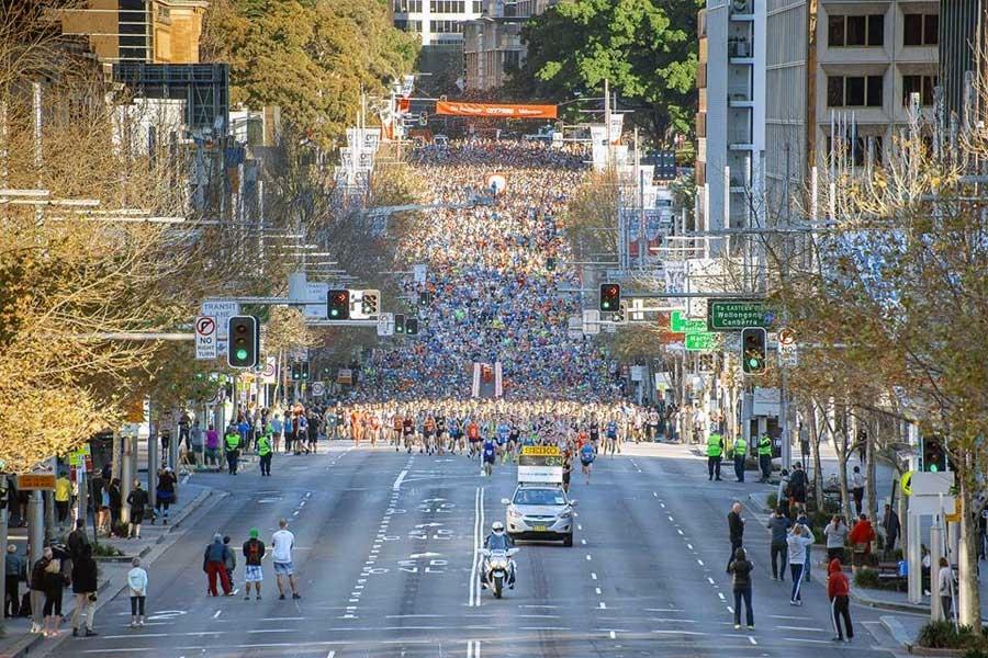 מרוץ סיטי-טו-סרף - צילום: www.facebook.com/cityrunseries