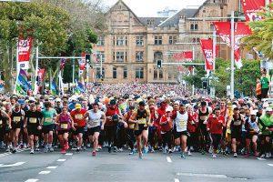 סדרת מרוצי העיר באוסטרליה - צילום:  www.cityrunseries.com.au