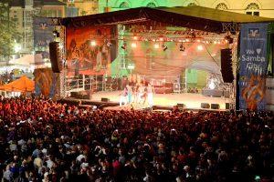 """פסטיבל הסמבָּה של העיר קוֹבּוּרג  - צילום: """"Sambaco"""" / www.samba-festival.de"""