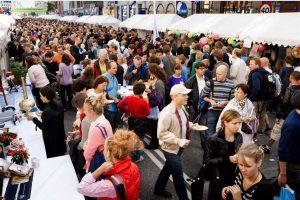פסטיבל בישול בקופנהגן - צילום: Wonderful Copenhagen
