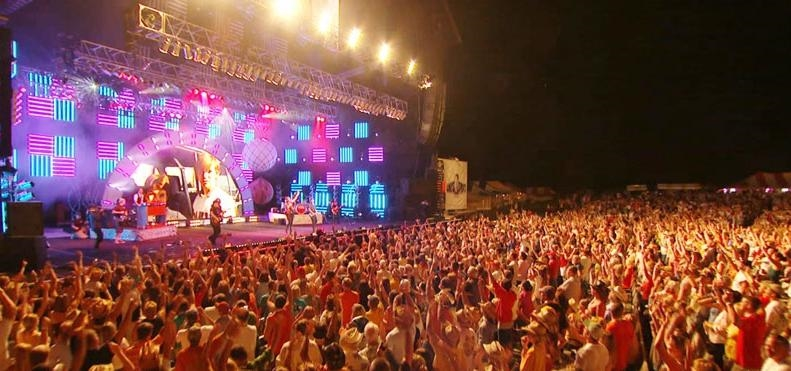 פסטיבל קאונטרי קונצרט  - צילום:  countryconcert.com