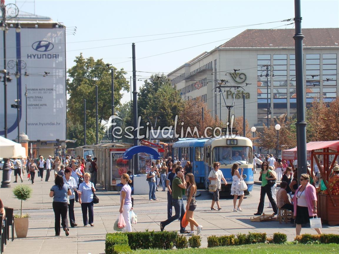 קרואטיה זאגרב - צילום באדיבות: © CarniFest Online