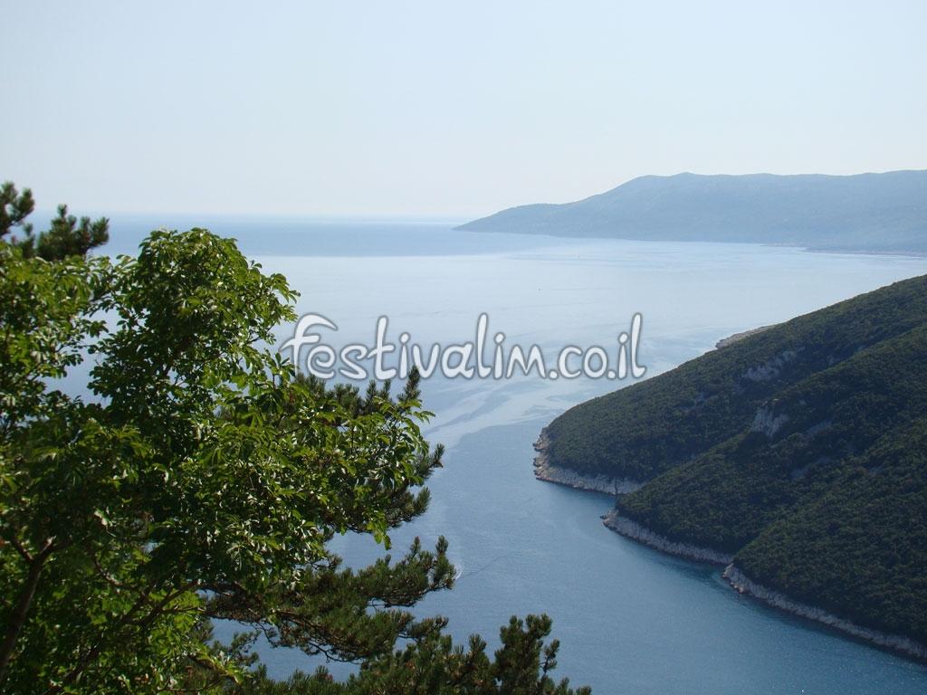 קרואטיה נוף