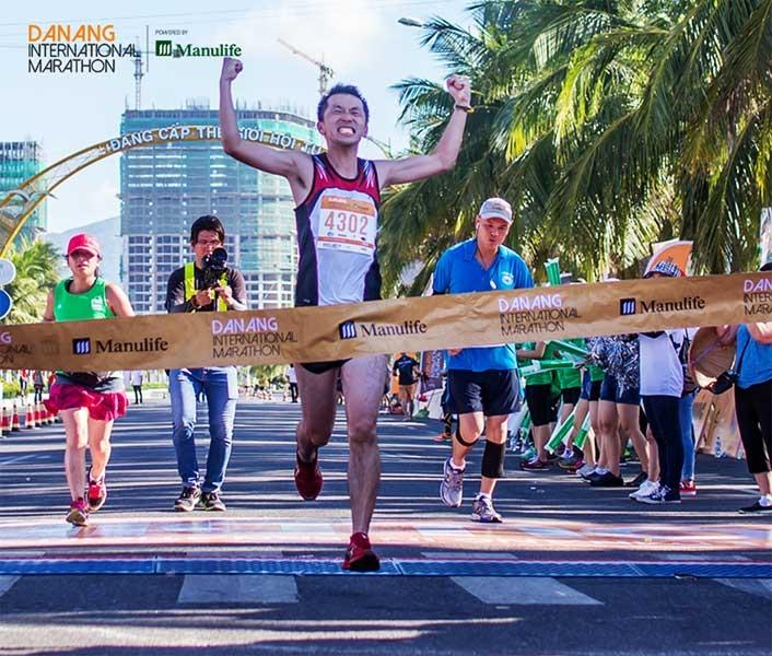המרתון הבינלאומי של דא ננג - צילום: www.rundanang.com