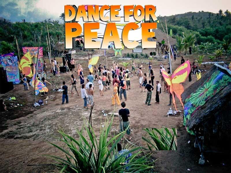 פסטיבל ריקוד לשלום - צילום: danceforpeacefestival.org