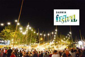 פסטיבל העיר דארווין - צילום: www.darwinfestival.org.au