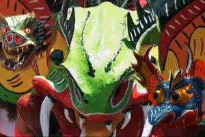 פסטיבל ריקוד השטן בעיר יארֶה בוונצואלה - צילום: YP