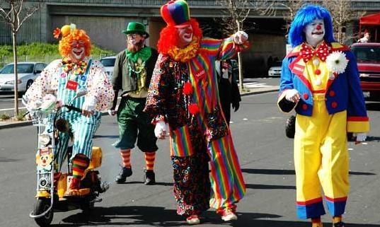 פסטיבל סנט פטריק בדבלין קליפורניה - צילום: dublinca.gov