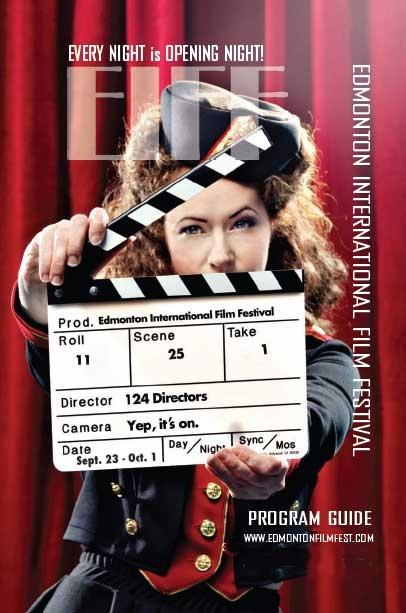 פסטיבל הסרטים הבינלאומי באדמונטון - צילום: Photo by: www.edmontonfilmfest.com