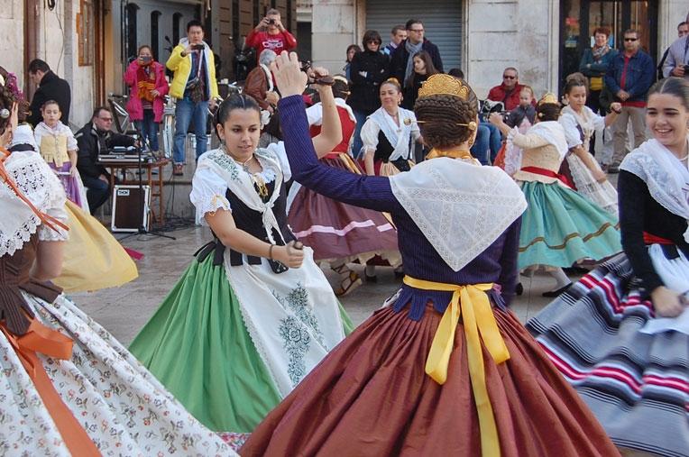 פסטיבל פויוס בולנסיה - צילום: www.fallas.com