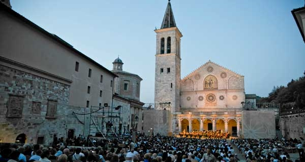 פסטיבל ספולטו - צילום: www.festivaldispoleto.com