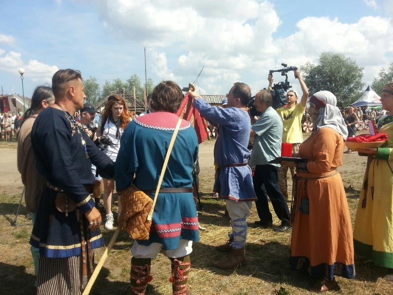 פסטיבל הסלביים והוויקינגים בעיר וֹוֹלִין - צילום: wzp.p