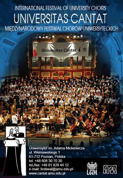 פסטיבל מקהלות אוניברסיטאיות, פוזנן, פולין